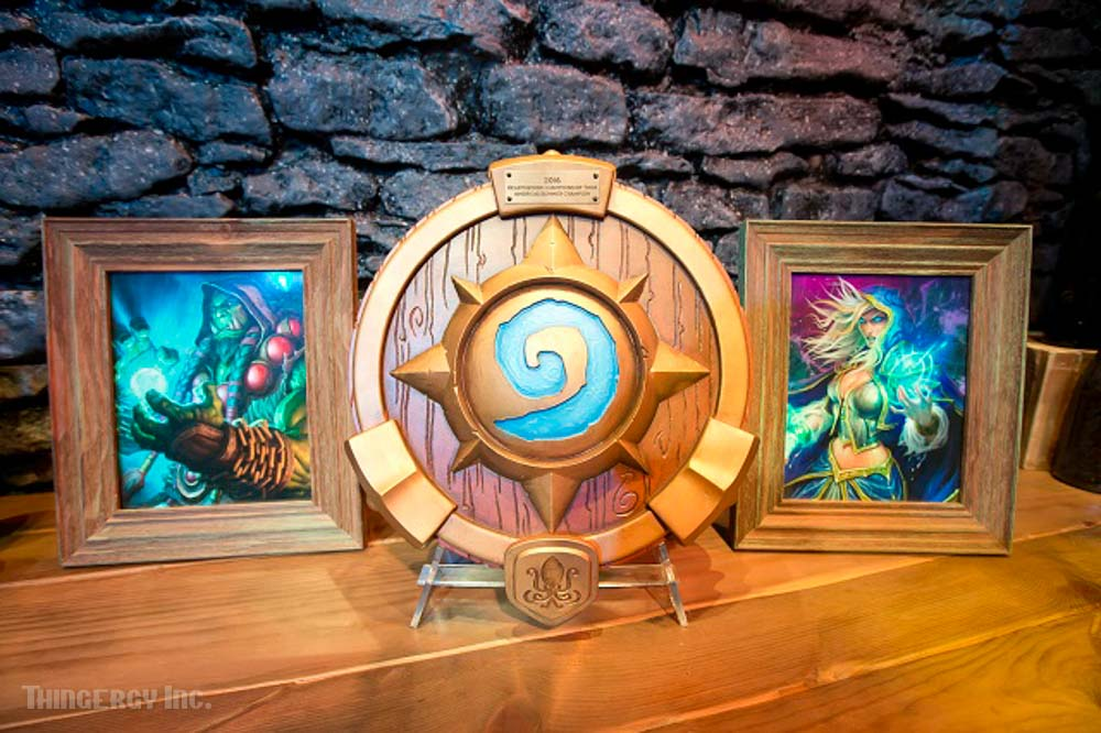 Blizzard Entertainment | Hearthstone Trophy