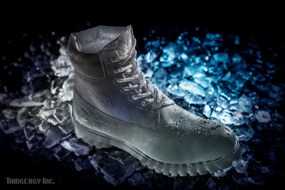 Timberland Two Below Zero Boot Display