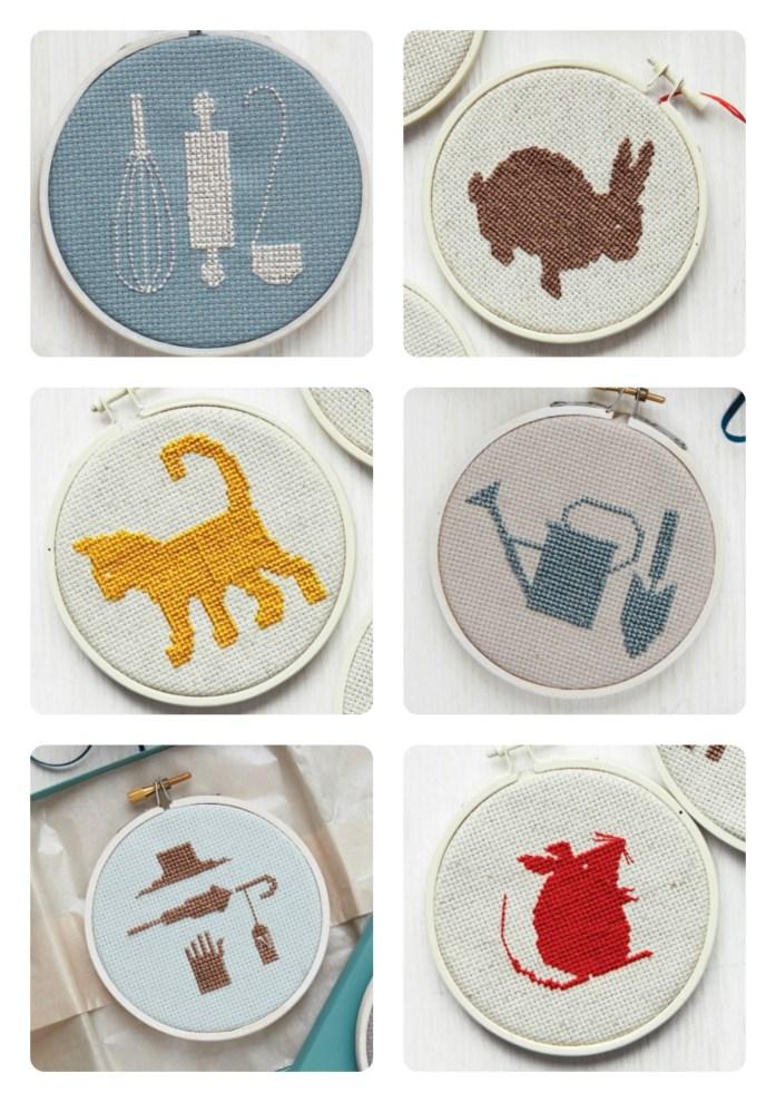 cross-stitch patterns #thingsdeeloves