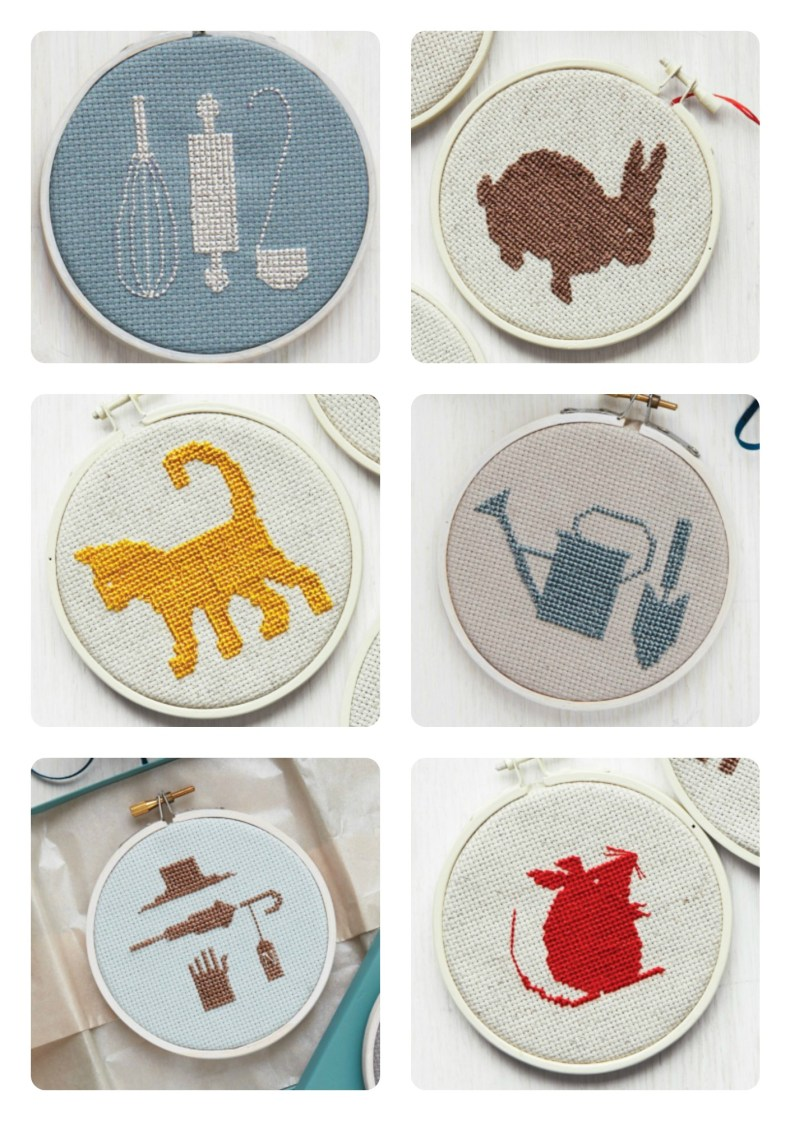 cross-stitch patterns #thingsdeeloves