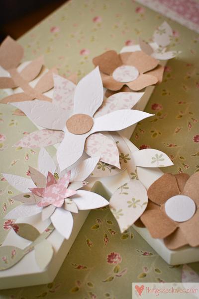paper flower letters-5