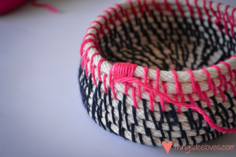 DIY rope basket-10