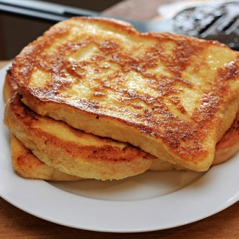 Eggy Bread – for little and big babies