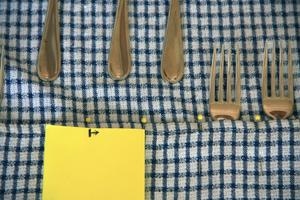 Cutlery Storage Roll