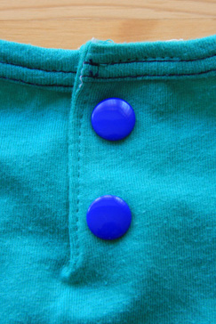 15-Button Placket