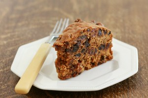 Boil and Bake Fruit Cake