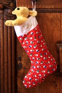 Santa Stocking
