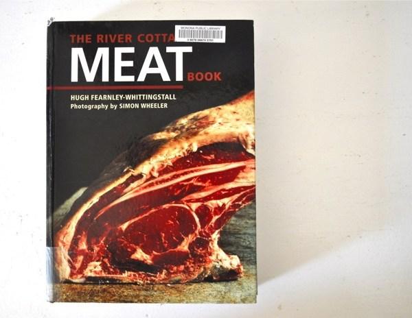 the river cottage meat cookbook