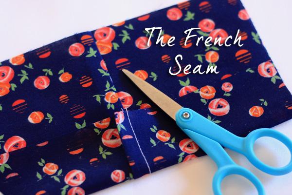 French Seam - Tutorial