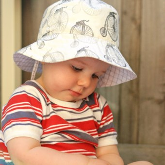 Oliver + S Bucket Hat – Free Pattern and Review