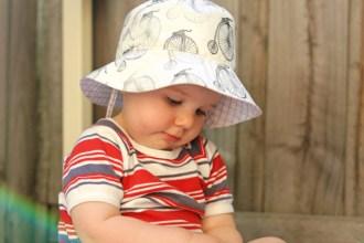 Oliver + S Free Bucket Hat
