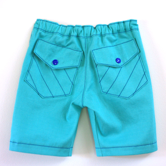 Winter Wonderland Shorts