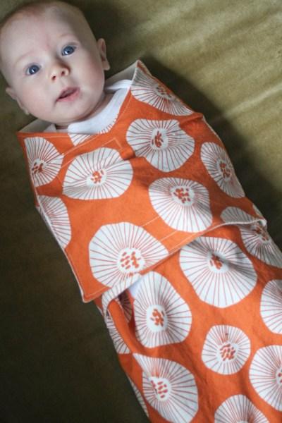 Snuggler Swaddle Wrap