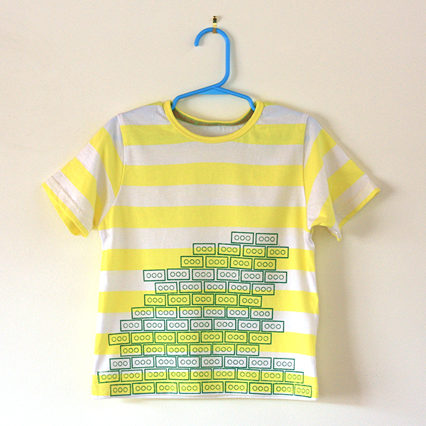 Lego Stamped Tee