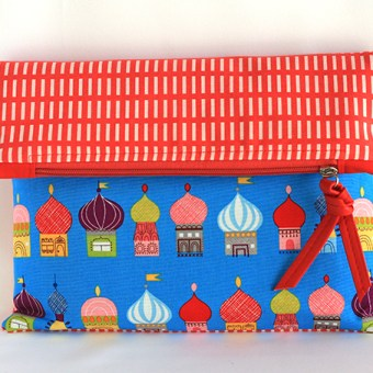 Sew Fab – Fold Over Pouch