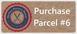 Pattern Parcel #6: Choose your own price and support DonorsChoose. Win/win