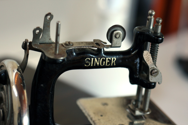 My Vintage Singer 40 Things For Boys New Singer 20 Sewing Machine