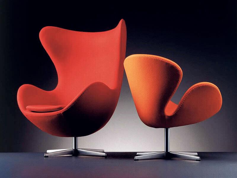 Design, comfort and quality since 1945. Sedie E Poltrone D Autore Che Hanno Fatto La Storia Del Design