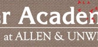 Faber Academy at Allen & Unwin