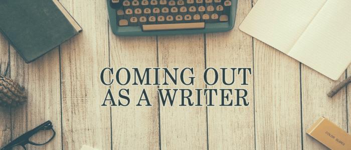 comingoutasawriter