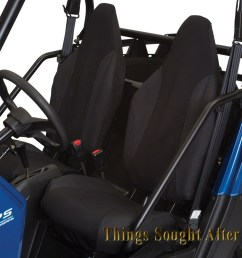 details about black seat cover set 2008 2009 2010 2011 polaris rzr 800 900 rzrs rzr 4 razor [ 1000 x 1000 Pixel ]
