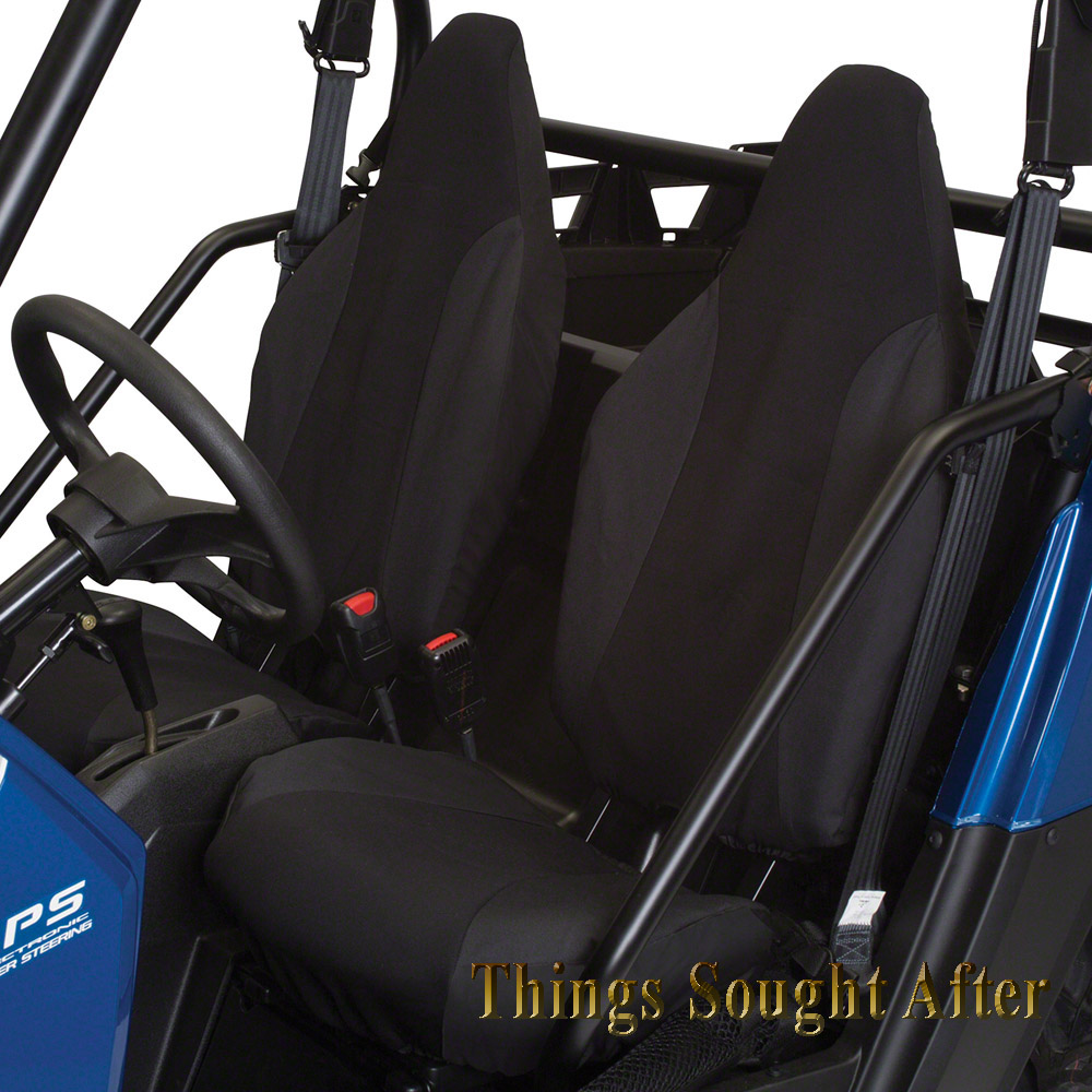 hight resolution of details about black seat cover set 2008 2009 2010 2011 polaris rzr 800 900 rzrs rzr 4 razor