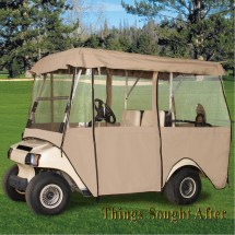 Deluxe Four Sided Golf Cart Enclosure Club Car Ds 4