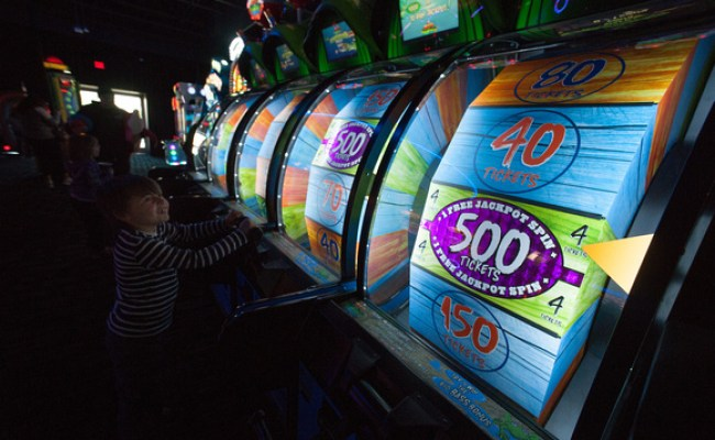 Dave And Buster S Things To Do In Portland With Children
