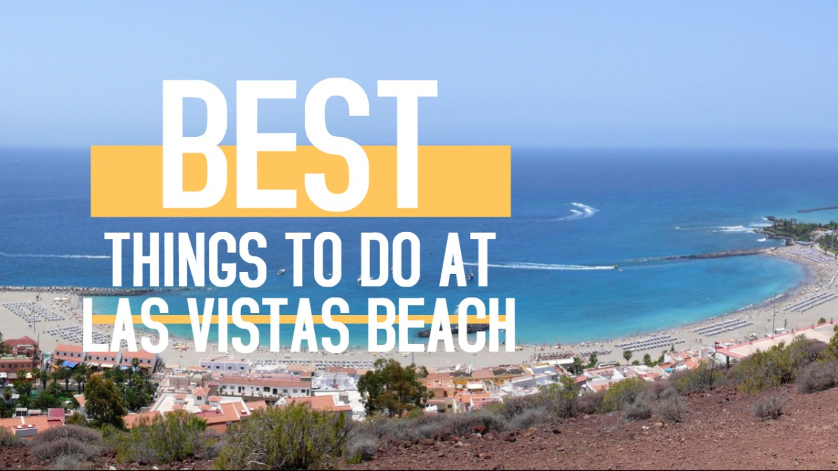 Things to do at Las Vistas Beach