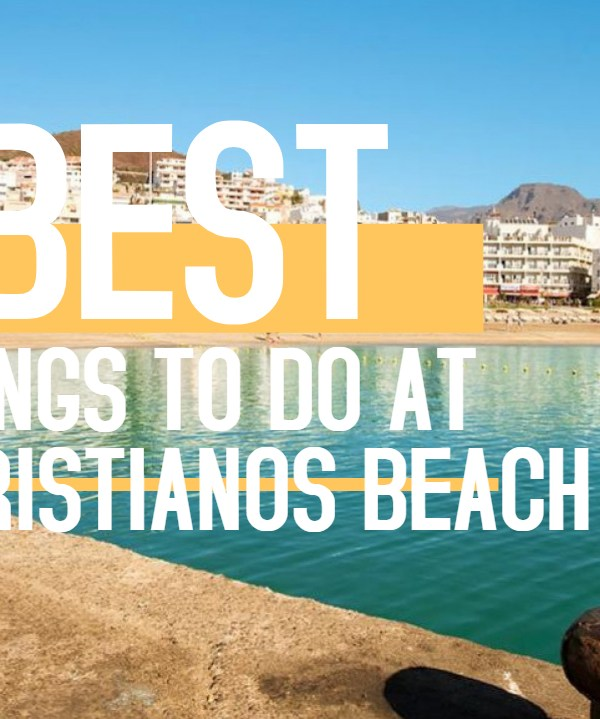 Things to do at Los Cristianos beach