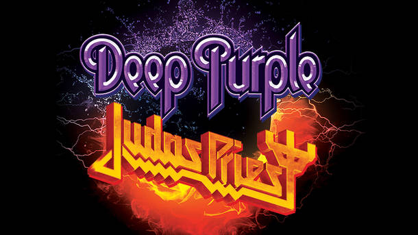 Deep Purple and Judas Priest at the PNC Bank Arts Center
