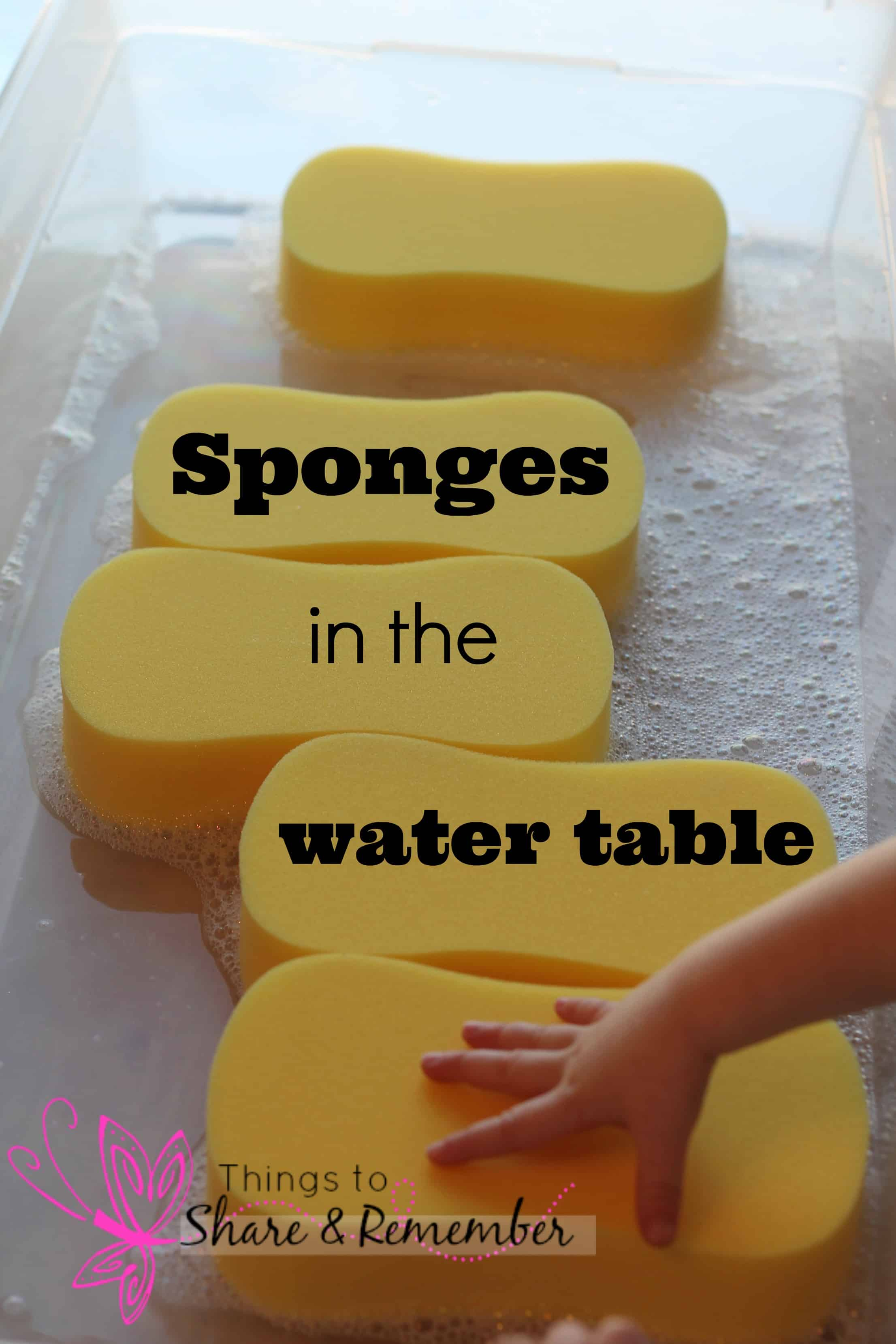 Preschool Water Table Ideas