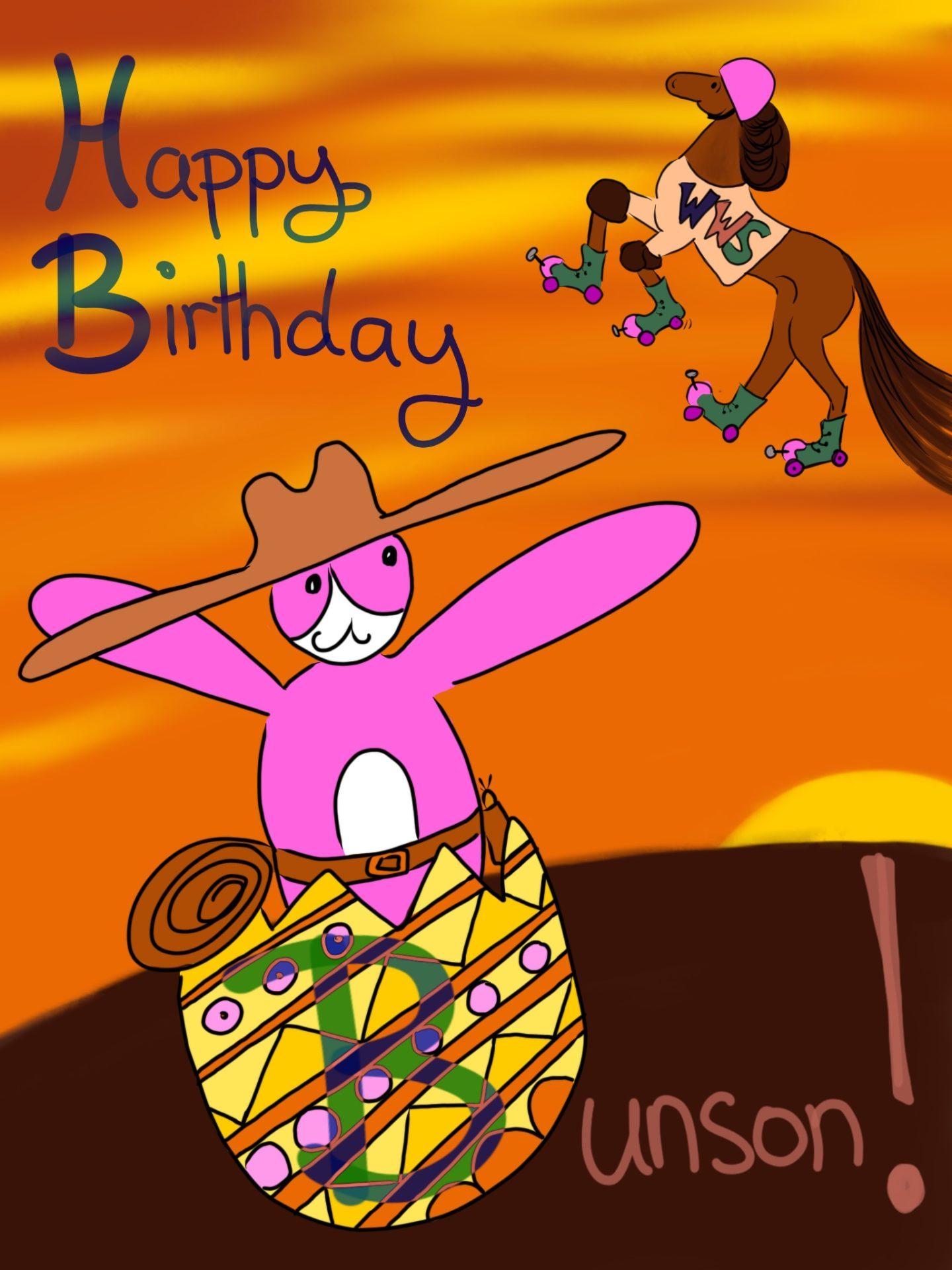 381: Happy Birthday Bunson!
