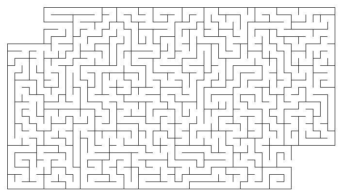 Free Mazes