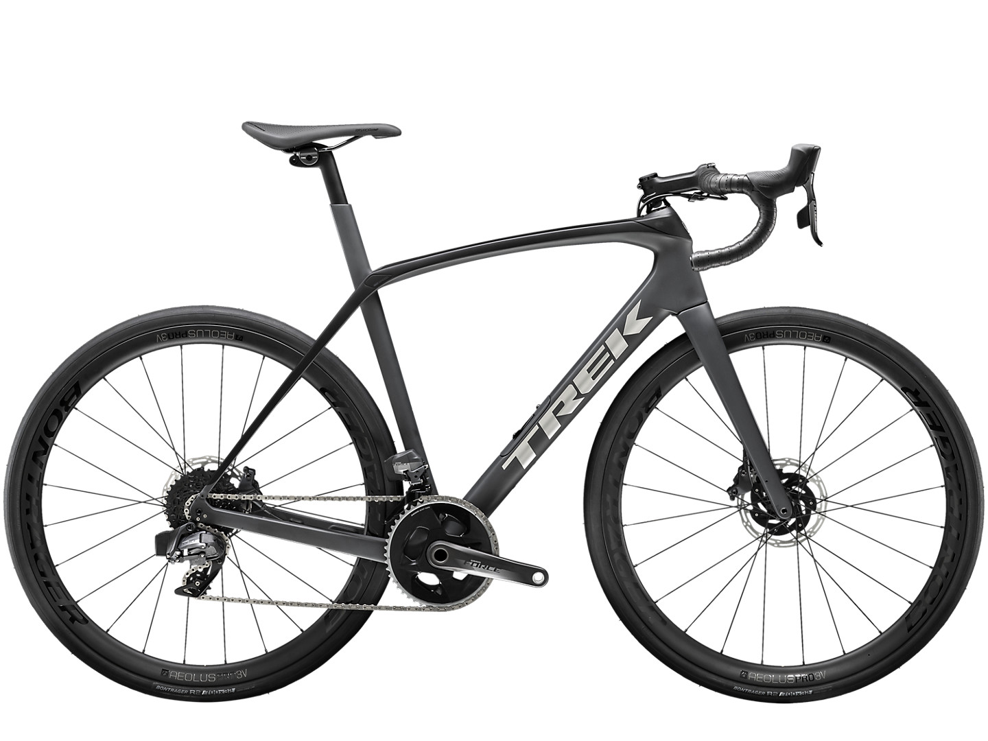 DEMO Trek Domane SL 7 ETAP 52cm in Charcoal-Black