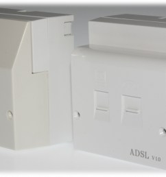 adsl faceplate filters [ 3832 x 2090 Pixel ]