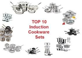 The 10 Best Induction Cookware Sets Review 2016