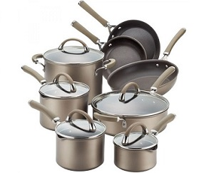 High Quality Induction Cookware Set - Circulon Premier Pro