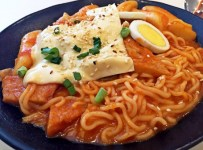 Cheese Rabokki