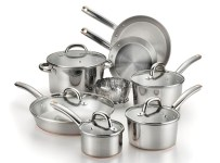 T-fal C836SD Ultimate Stainless Steel Cookware Set