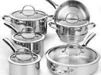 Cooks Standard NC-00391 Budget Stainless Steel Cookware