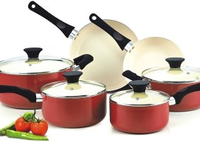 6 Best Ceramic Cookware & Pans: Ultimate Guide & Review 2017
