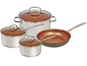 NuWave Cookware Set 7-Pc