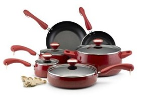 Paula Deen Signature Cookware Set Review