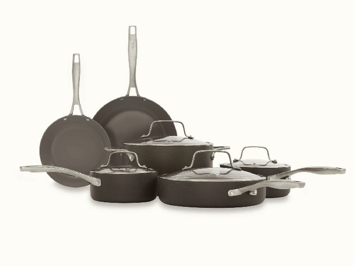 Bialetti 10 Piece Ceramic Pro Cookware Review