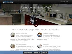 Remodeling Expo Web Design