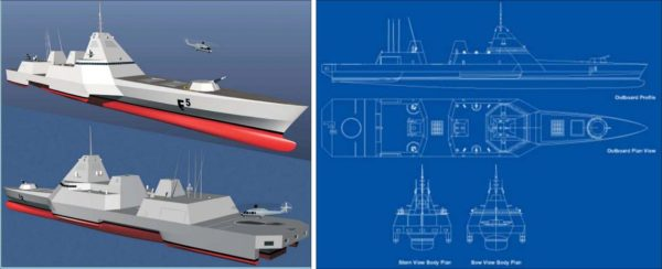 Type 31 Frigate History Defence - Year of Clean Water