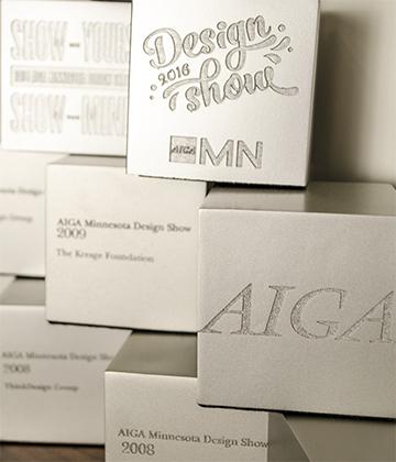 TDG AIGA Awards