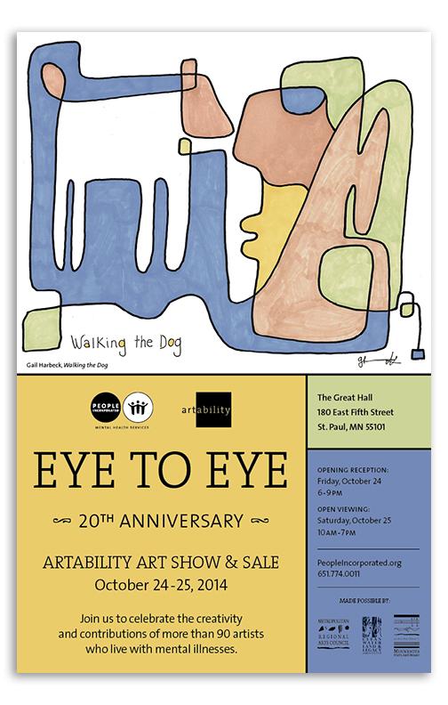Artability Eye to Eye