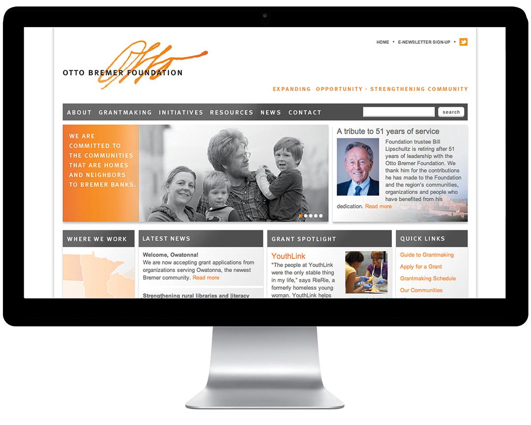Otto Bremer Website